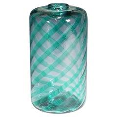 VeArt Vintage Murano Art Glass Vase by Mario Ticco 'Attr.'
