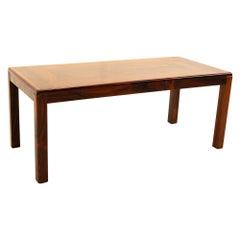 Vejle Stole Og Mobelfabrik Mid Century Rosewood Coffee Table