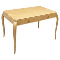 Vellum Dressing Table in Manner of R&Y Augousti, 20th Century