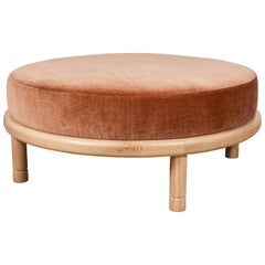 Mid-Century Modern Ottomans and Poufs