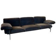 Velvet Diesis Sofa by Antonio Citterio for B&B Italia