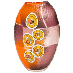 Vendemmia Murano Large Vase