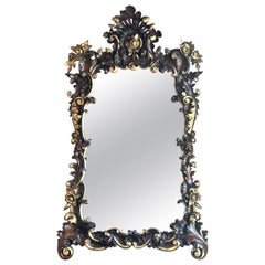Venetian Baroque Mirror, 18th Century