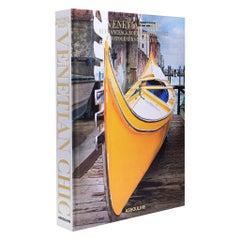 """Venetian Chic"" Book"