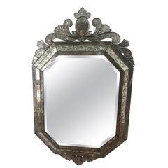 Venetian Glass Mirror
