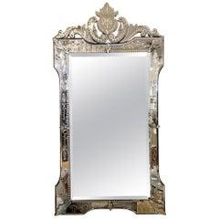Venetian Mirror Extra Large, Italy