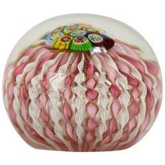 Venetian Murano Art Glass Paperweight
