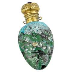 Venetian Murrine Glass Perfume