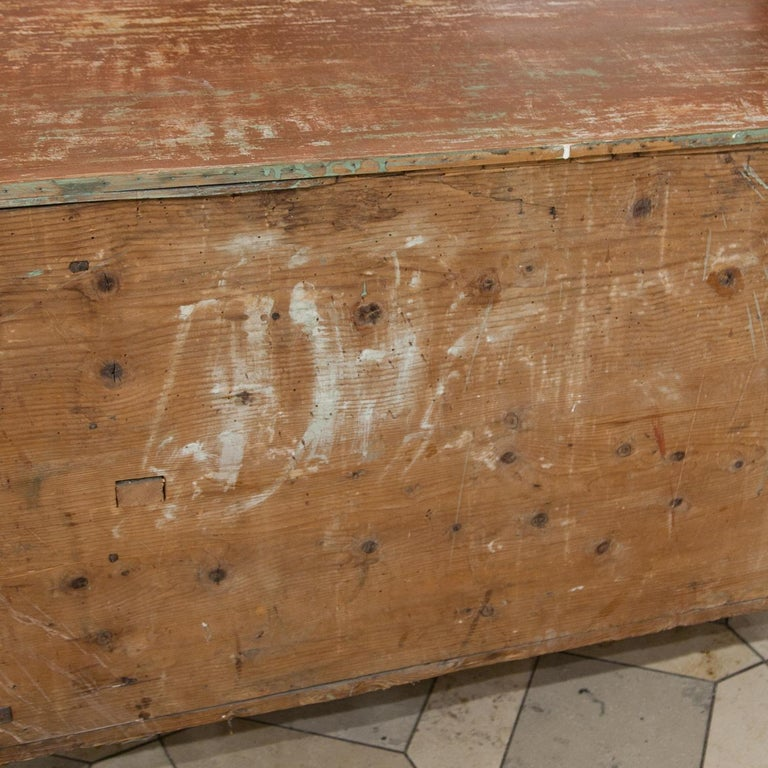 Venetian-Style Chest of Drawers, Probably Southern Germany, 18th Century For Sale 5