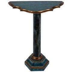 Venetian Style Mini-Console Table
