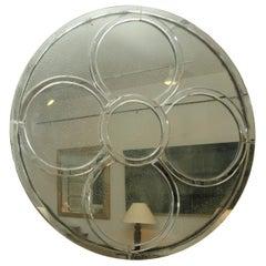 Venetian-Style Mirror, France, circa 1950s