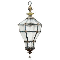 Venetian-Style Six-Sided Lantern