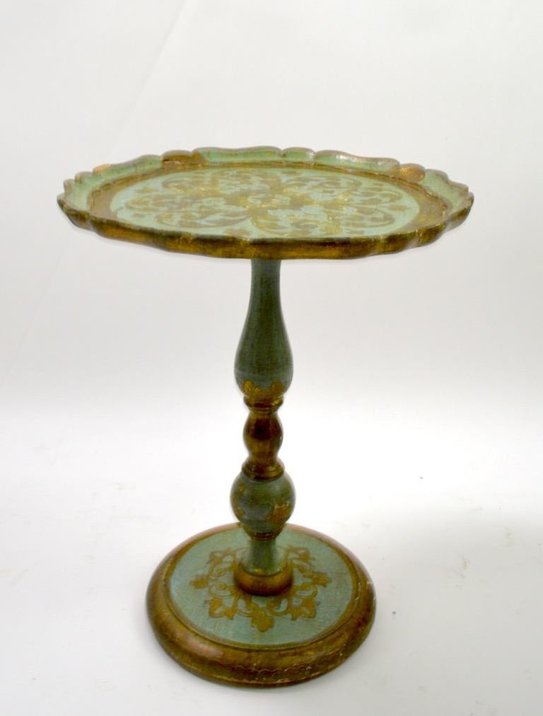 Italian Venetian Style Table Made in Italy