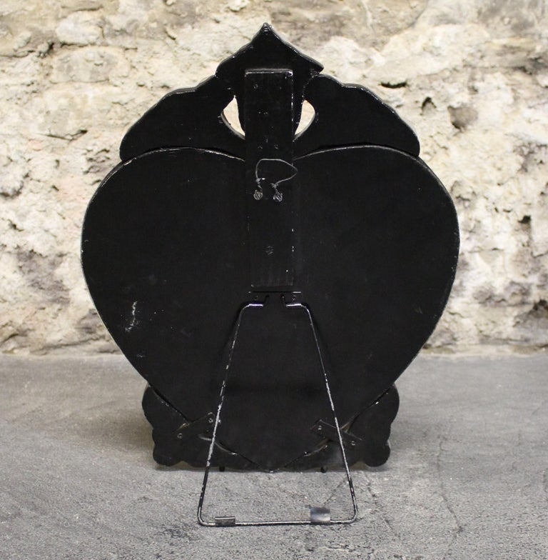 Venetian Wall or Tabletop Mirror For Sale 1