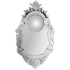 Veneto Mirror with Venitian Technique