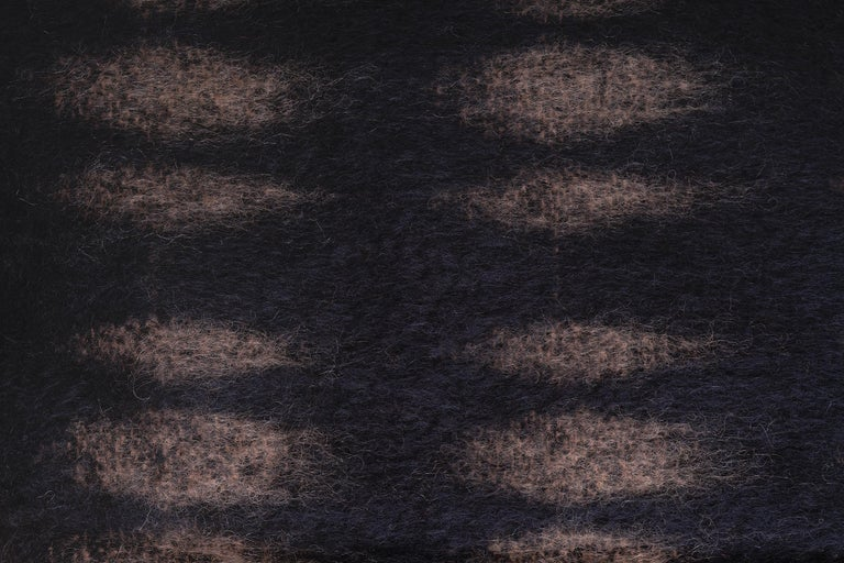 Italian Venezia Mohair Plaid For Sale