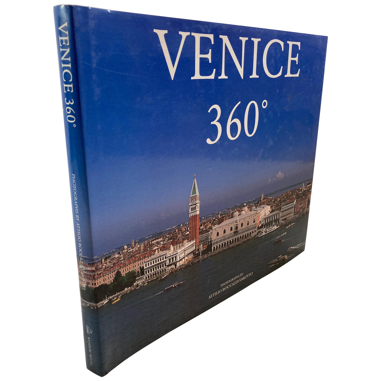 VENICE 360 Degrees, Boccazzi-Varotto, Attilio Hardcover Book