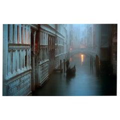 Venice Ponte Dei Sospiri, Color Photographie, Fine Art Print by Rainer Martini