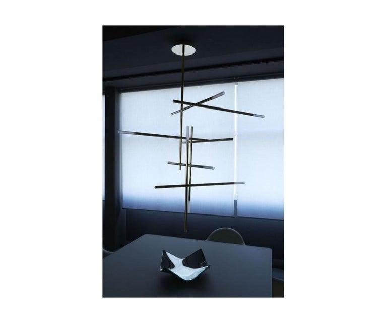 Modern Venicem Kitami Suspension Light For Sale
