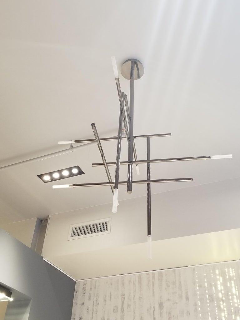 Italian Venicem Kitami Suspension Light For Sale