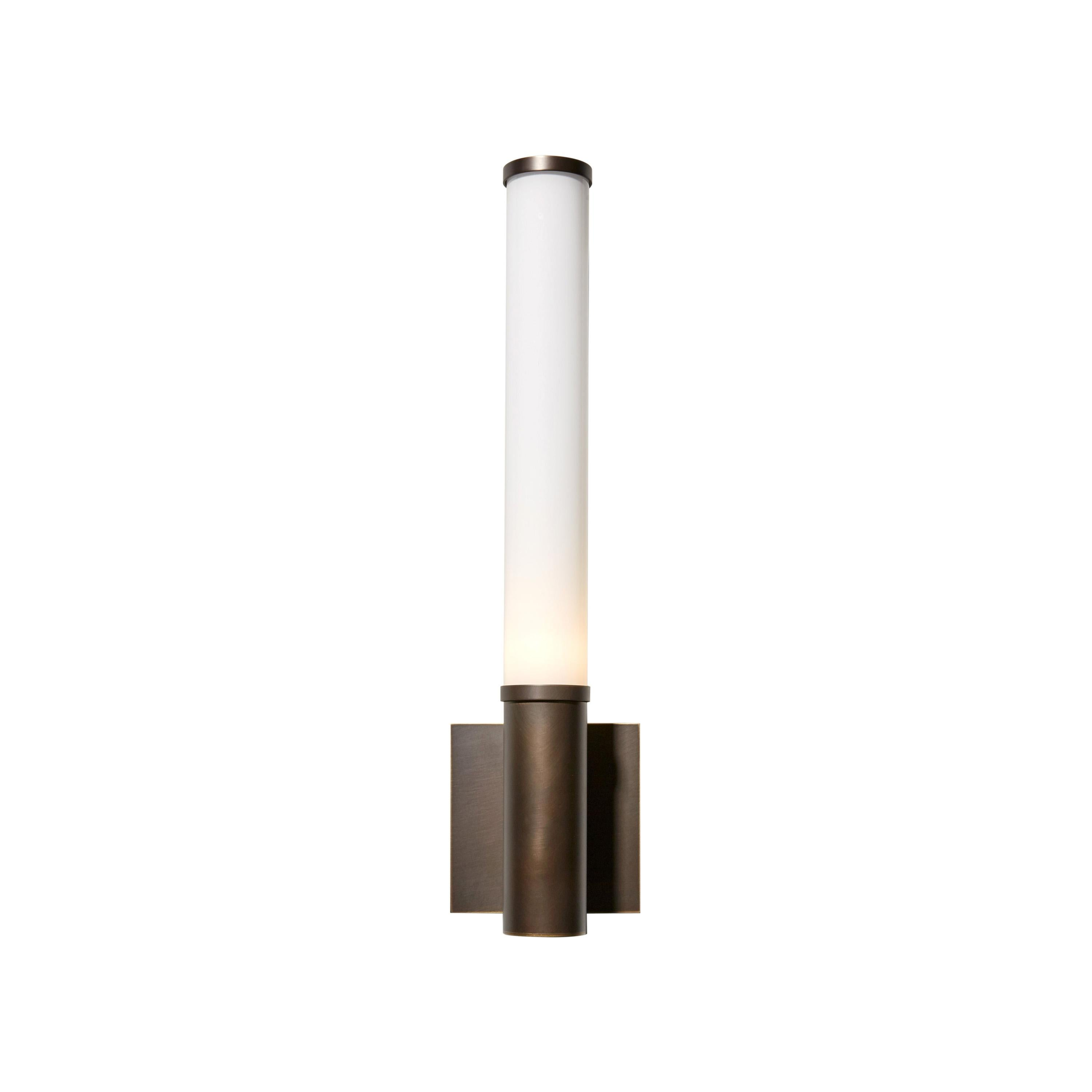 VeniceM Root One Wall Light in Burnished Brass by Massimo Tonetto