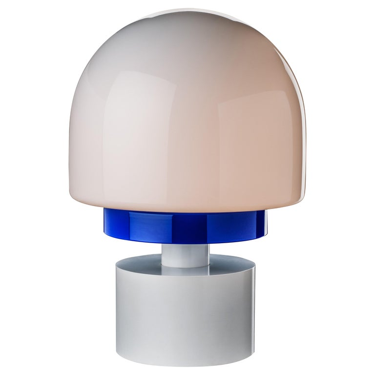 Venini Darpanah Table Lamp by Ettore Sottsass For Sale
