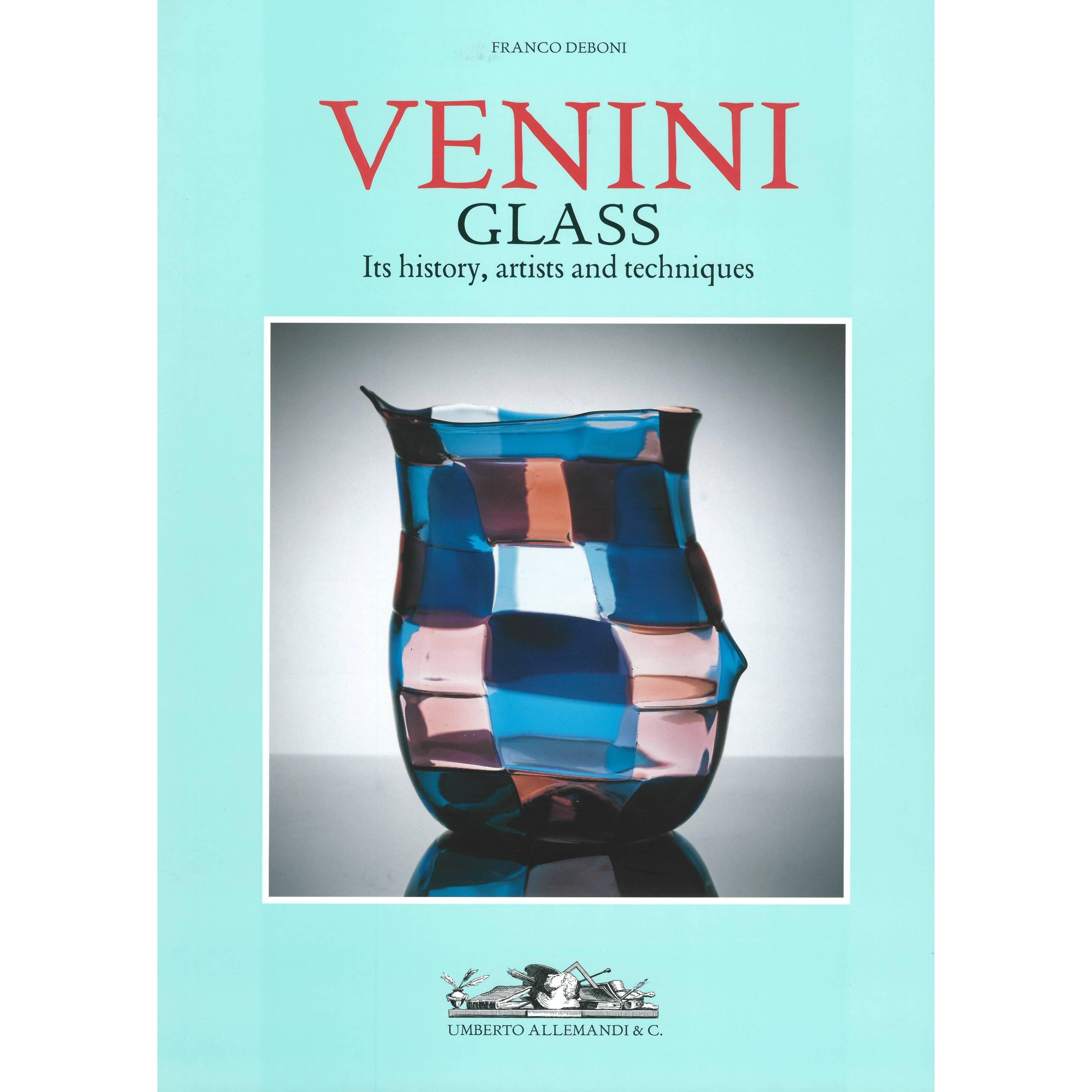 """Venini Glass"" Two Books Catalogue Raisonne"