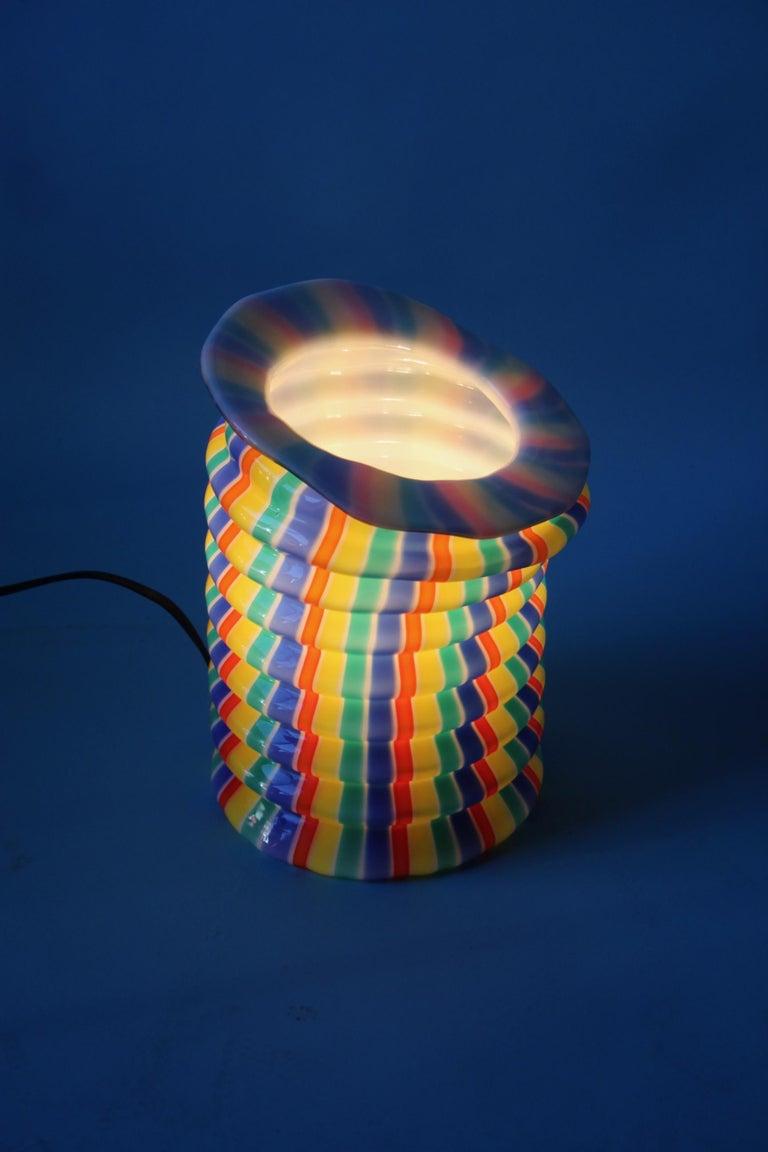 Venini Glass Table Lamp 1