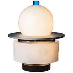 Venini Kiritam Table Lamp by Ettore Sottsass