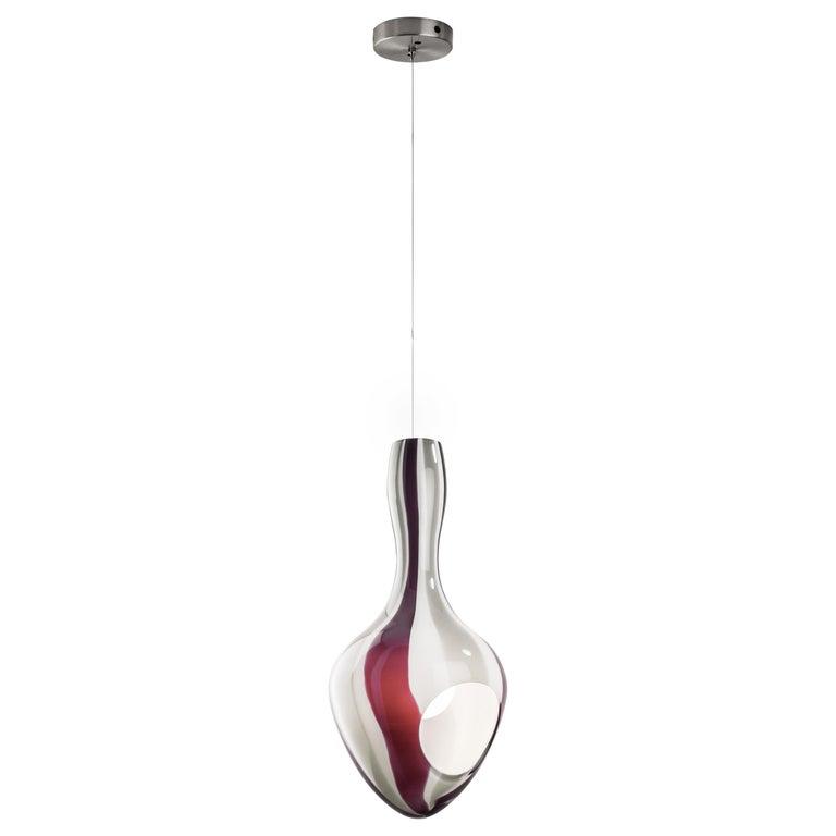 Venini Kokoon Swing Lamp by Sotirios Papadopoulos For Sale