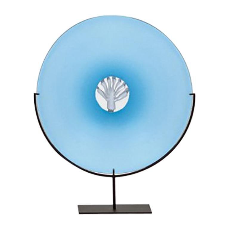 Venini Quattro Stagioni Inverno Glass Sculpture by Laura de Santillana