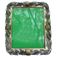 Blown Glass Picture Frames