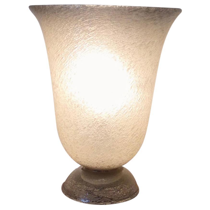 Venini Table Lamp Murano Glass, 1930, Italy