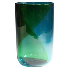 Venini Vase 'Coreano', Designed by Tapio Wirkkala in 1966