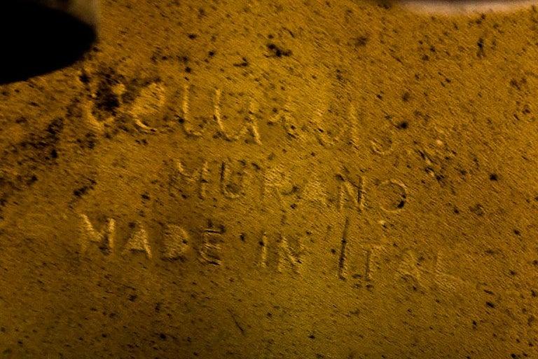 Venini Wall Lamp In Good Condition For Sale In Catania, IT