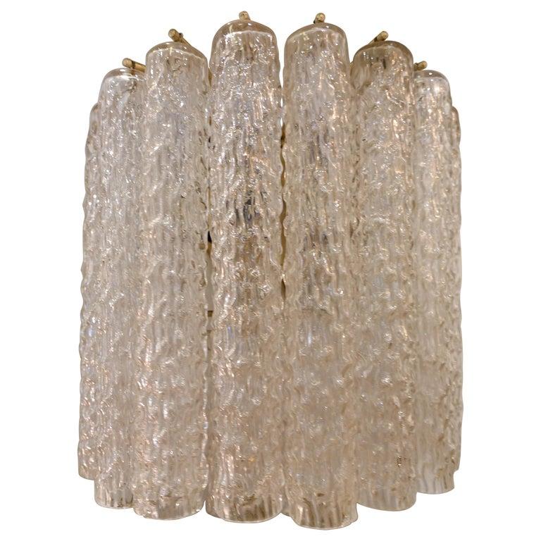Venini Wall Lamp For Sale