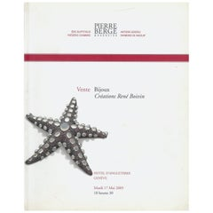 """VENTE"" Bijoux Creations Rene Boivin - Sale catalogue of Rene Boivin Jewels 2005"