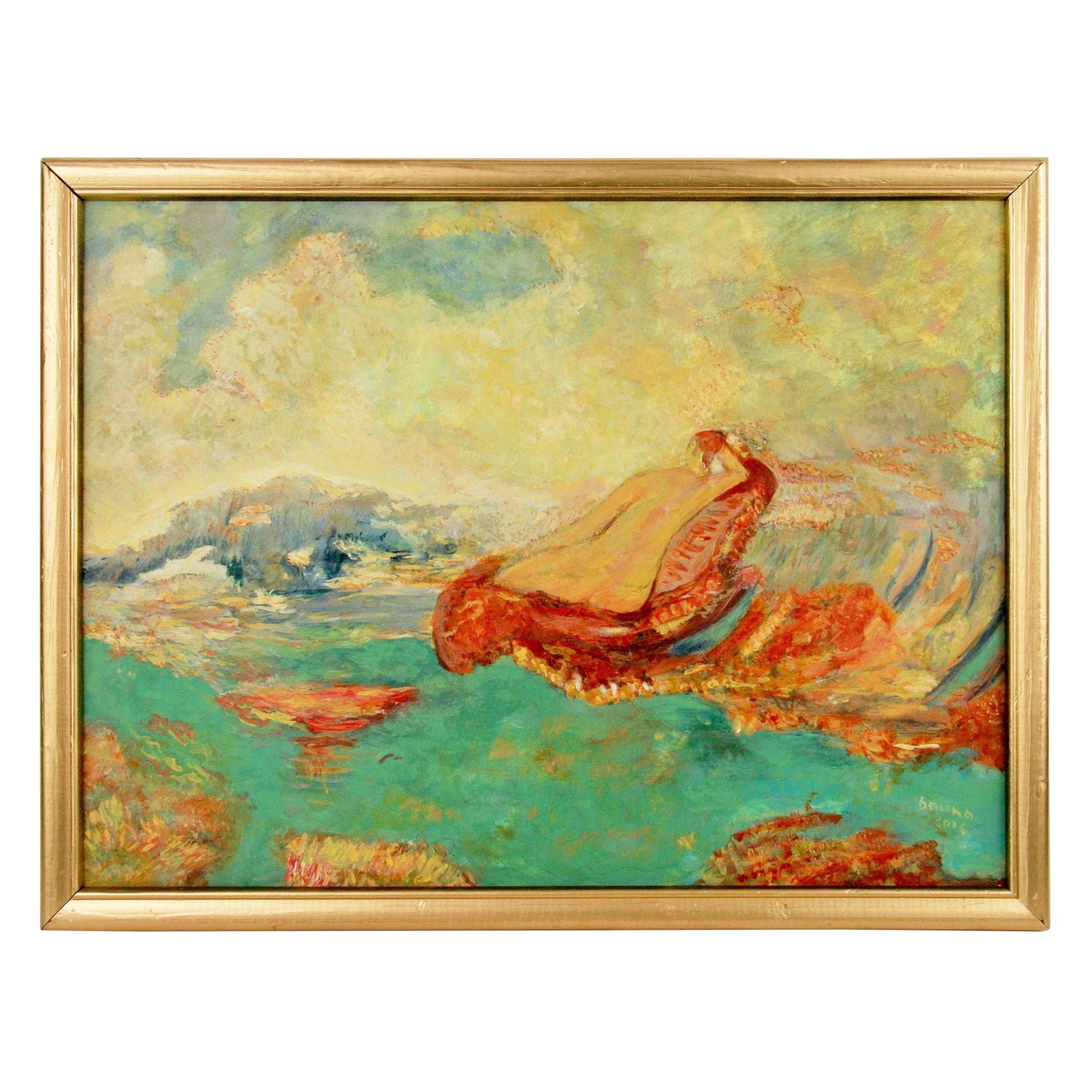Venus Surreal Painting