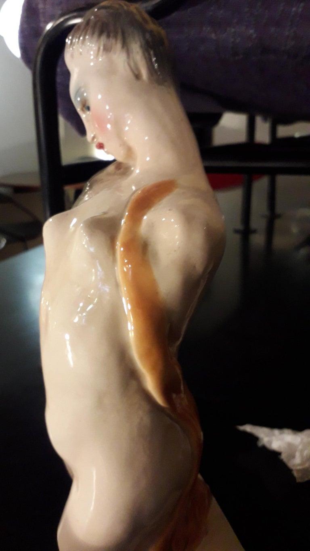 Ceramic Venus Mid-Century Modern For Sale