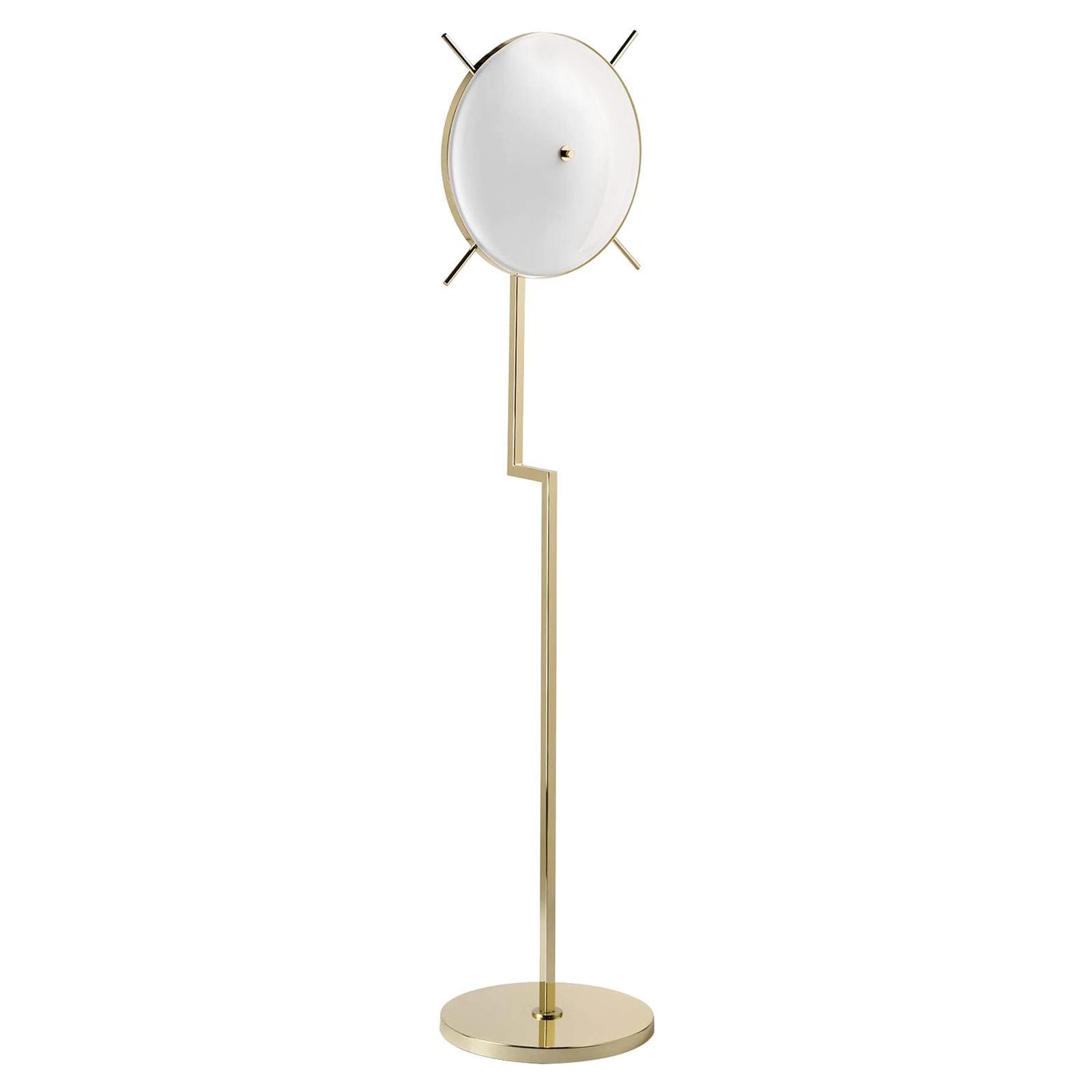 Venusia 2-Light Floor Lamp