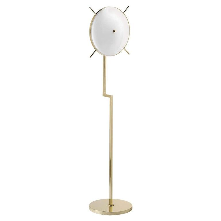 Venusia 2-Light Floor Lamp For Sale