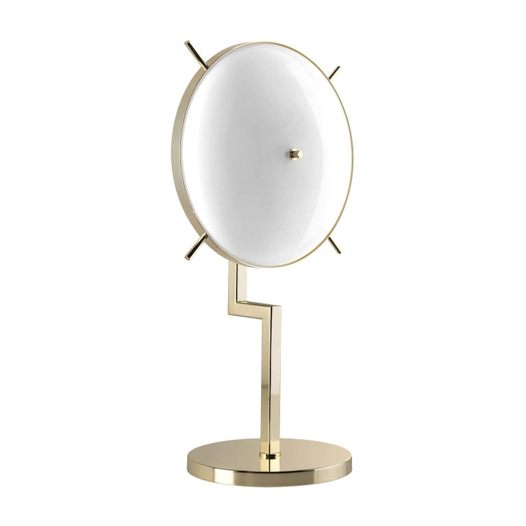 Venusia 2-Light Table Lamp For Sale