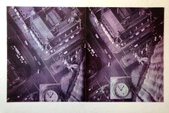 Wristwatch City Abstract Photo Mosaic Collage Aerial Photograph Feminist Aviator