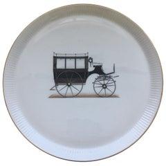Verbano, Porcelain Dish, Italy, 1960