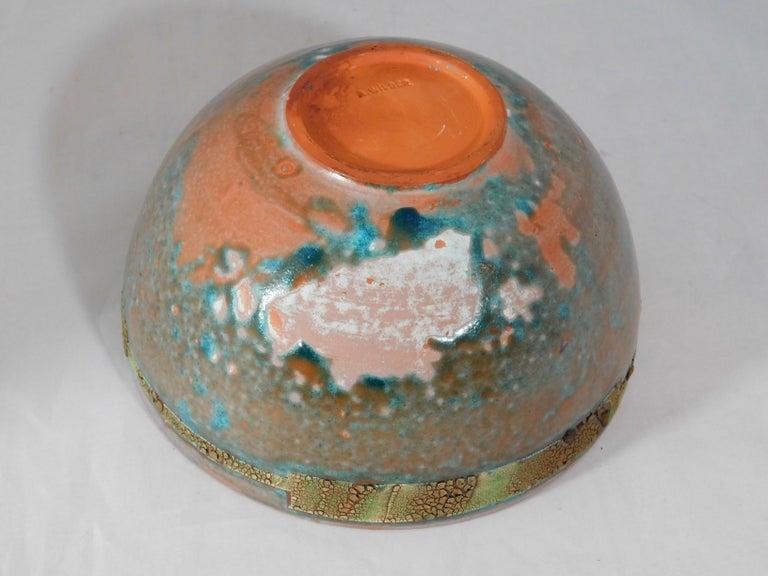 Verdugo Woodlands Earthenware Bowl by Andrew Wilder, 2018 5