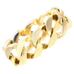 Verdura Curb-Link Bracelet
