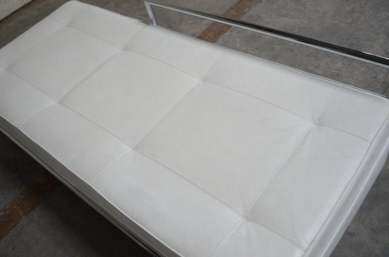 20th Century Vereinigte Werkstätten Eileen Gray Daybed Day Bed For Sale