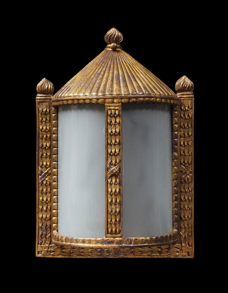 Neoclassical Verity Wall Light For Sale