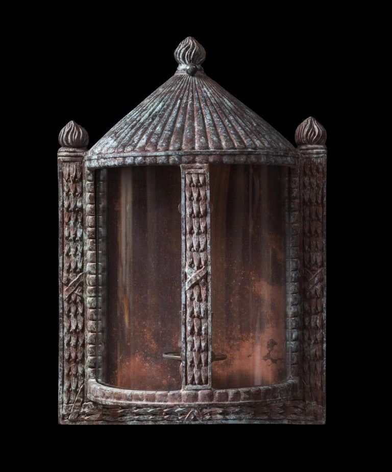British Verity Wall Light For Sale