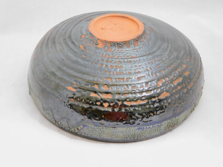 Verkovina Ceramic Bowl by Andrew Wilder, 2018 For Sale 3